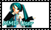 MMD User Stamp by Ame-Yuki