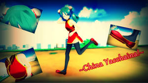 MOTME: China Yacchaina - Miku by Ame-Yuki