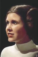 Princess Leia by OfCrystalsAndArt