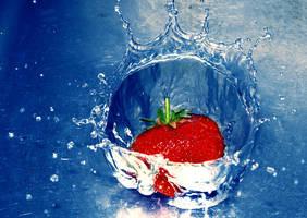 strawberry by mczr