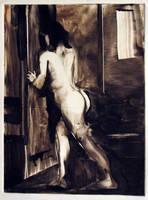 Sleepwalking 1 by tombennett