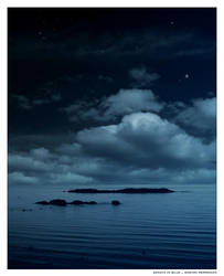 Sonata in Blue by nighty