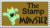 Stamp Monster Stamp by GangsterMuffin