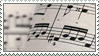 Music Stamp by GangsterMuffin