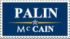 Palin McCain Stamp by GangsterMuffin