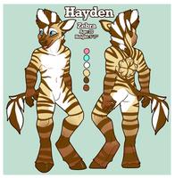 Hayden Ref by Kiweeroo