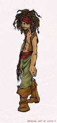 Jack Sparrow collab -katie8787 by jacksparrow