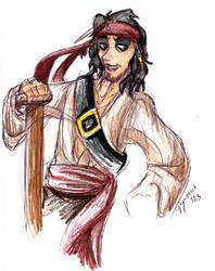 Captain Jack Sparrow -helsong by jacksparrow