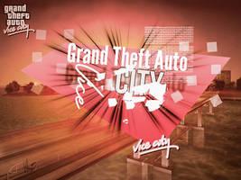 Grand Vice City Wallpaper by VitoriD