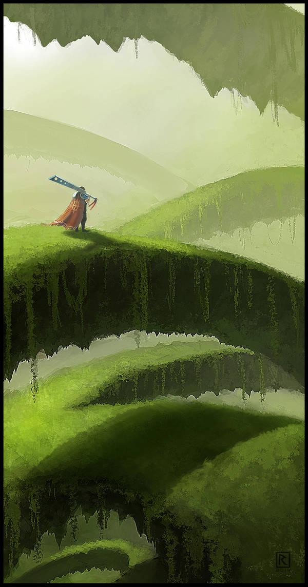 Concept 4: Serpent by LSDrake
