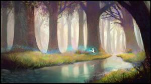 Illustration: Leap by LSDrake