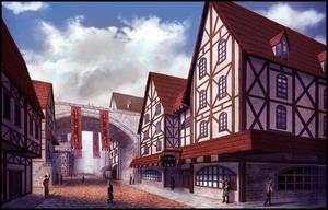 Red Moon Inn by LSDrake
