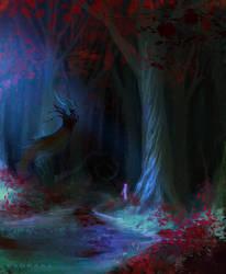 Ghost by LSDrake