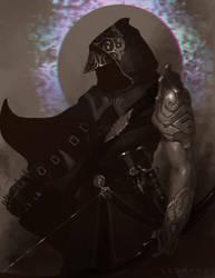 Psionic Halo by LSDrake