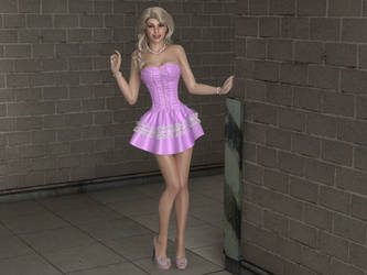 Barbie by AmethystPendant