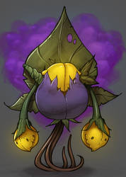 poison plant by locomotion