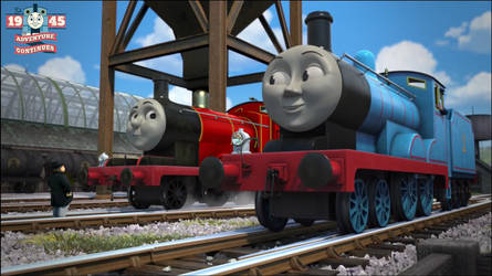 The Adventure Continues - Mixed Traffic Engines by The-ARC-Minister