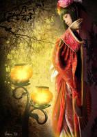 Oriental by nuhuup