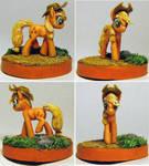Applejack sculpture by Githgulcag