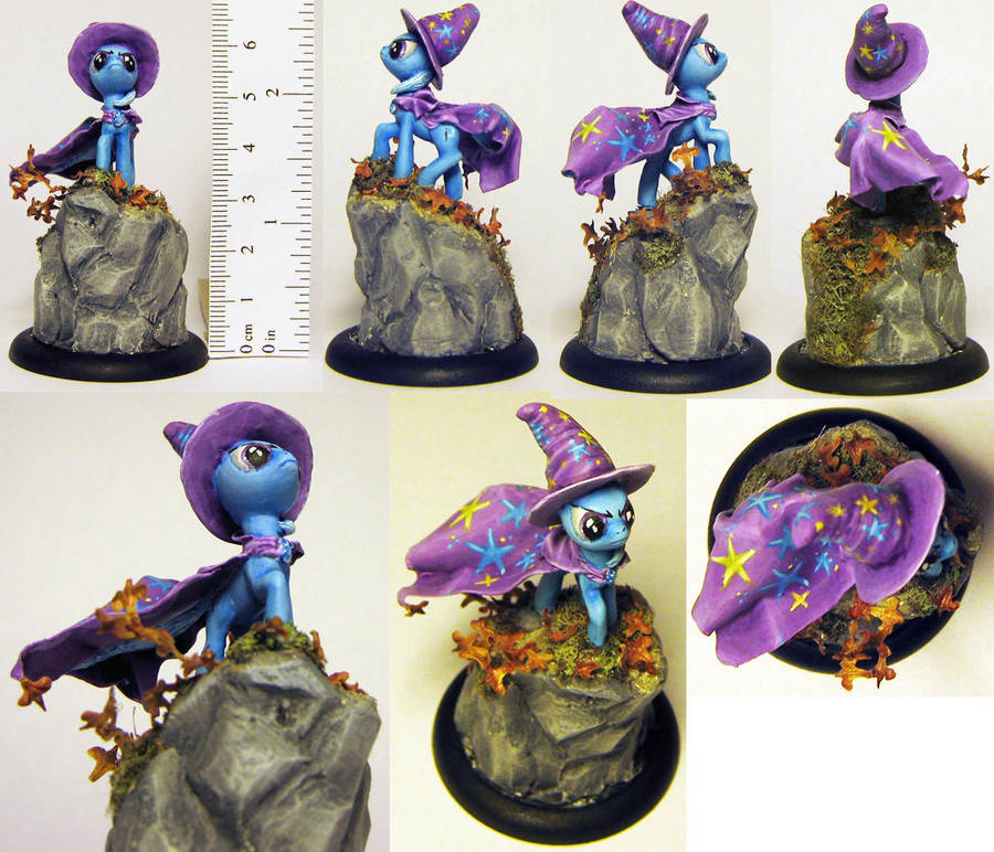 The Great and Powerful Trixie by Githgulcag