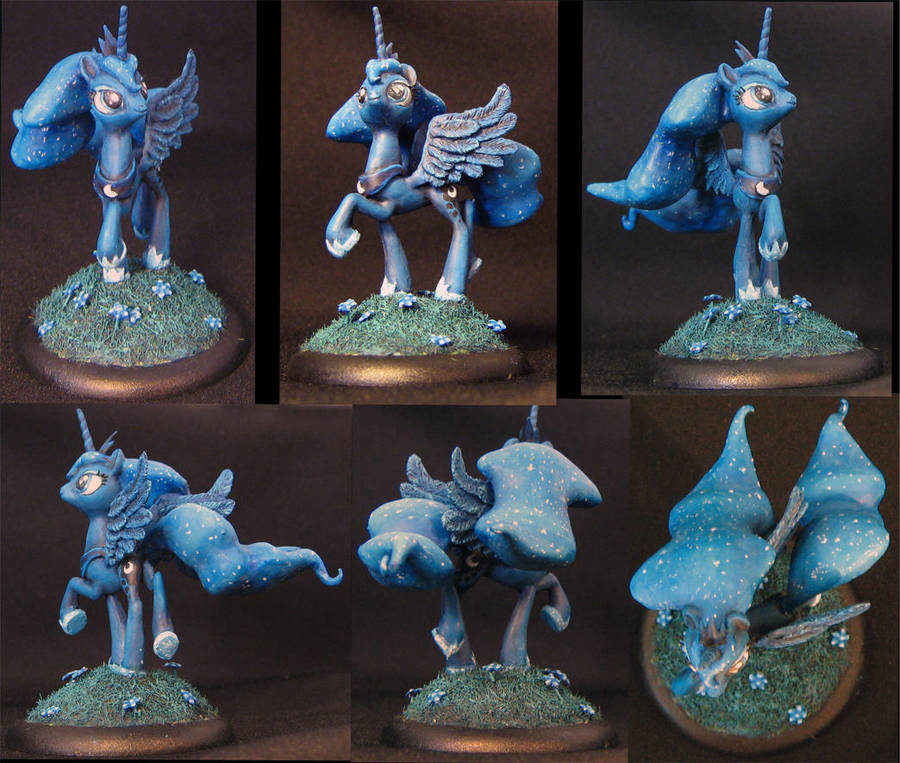 Princess Luna by Githgulcag