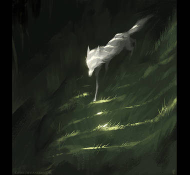 Valkoinen by Kipine