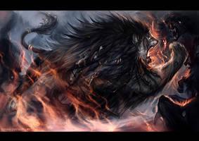 Conqueror by Kipine
