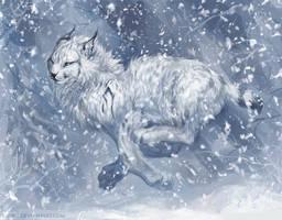 Winterspell by Kipine