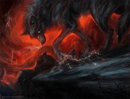 Vengeance by Kipine