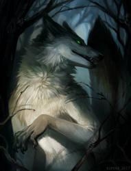 Devious Fox by Kipine
