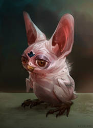 Furless Furby by Kipine