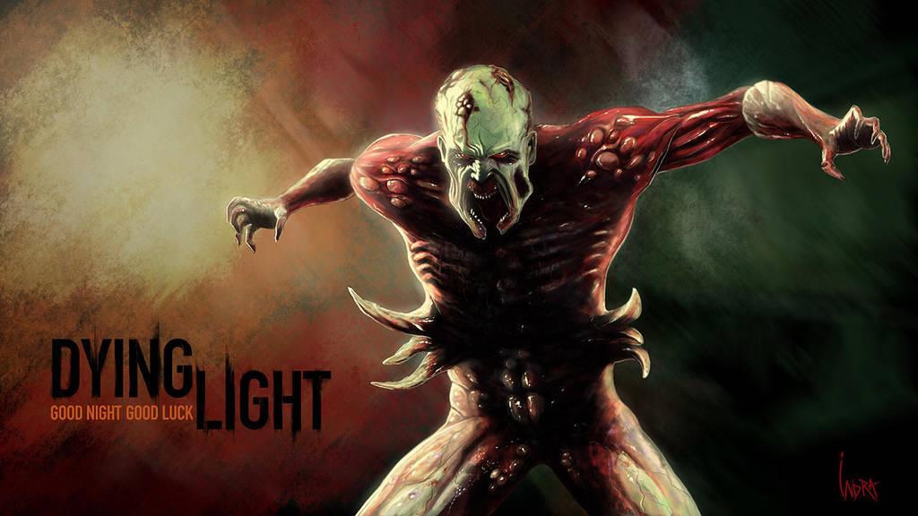 Figurka Dying Light Volatile . Oryginał Łódź - 7156048931
