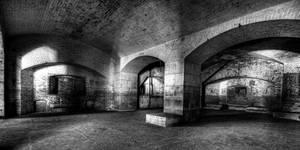 Empty Fortress by PaulWeber