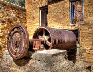 Mill Power by PaulWeber
