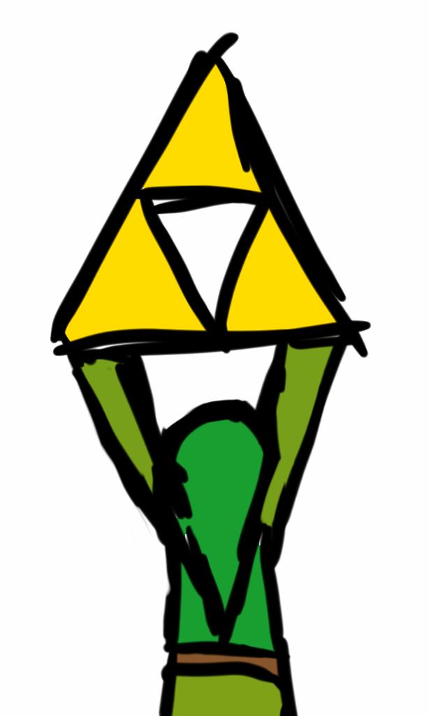 Sketch 3 - Link by Meta-link05