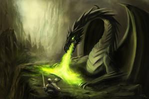 Dragonstone by theartofTK