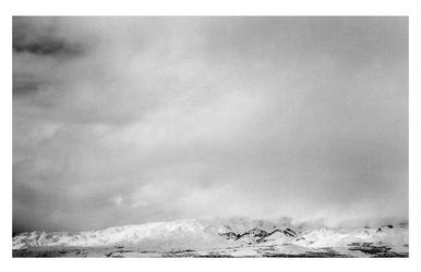 mountains by villarreal