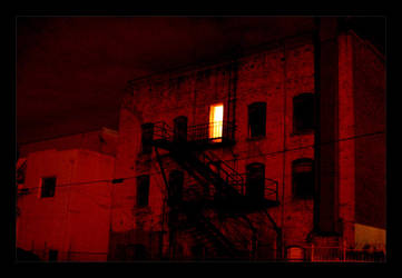 The Devil's Warehouse by villarreal