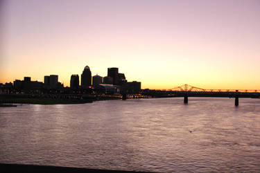 Louisville Sunset by Rags57