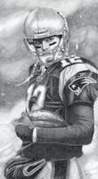 Tom Brady by crow30