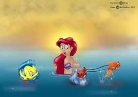Little Mermaid by Npr1977