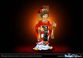 Chinoesfero Mascot by Npr1977