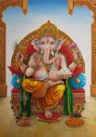 Ganesh by mometo