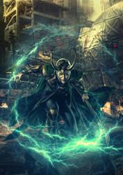 Loki by materialboyz