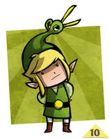 Minish Cap by Hanogan
