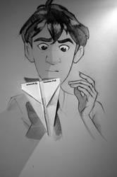Paperman by KonradStobbart