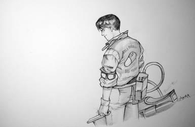 Akira by KonradStobbart