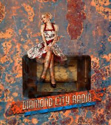 Diamond City by lblacksphynx