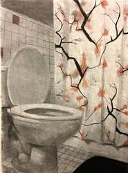 Stupid Hazy Toilet by lexbug11
