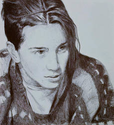 Young John Frusciante by lexbug11